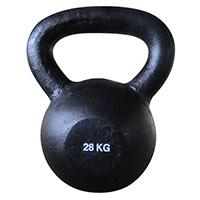 Kettlebells FITNESS DOCTOR Kettlebell 28 kg