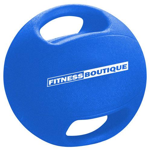 Détails Fitnessboutique Medecine Ball 2 poignées