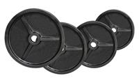 Olympique - Diamètre 51mm Pack Poids Olympiques 110 kg