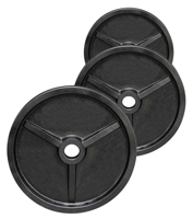 Olympique - Diamètre 51mm Fitness Doctor Pack Poids Olympiques 70 kg