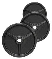 Olympique - Diamètre 51mm Pack Poids Olympiques 70 kg