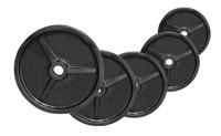 Olympique - Diamètre 51mm Pack Poids Olympiques 140 kg