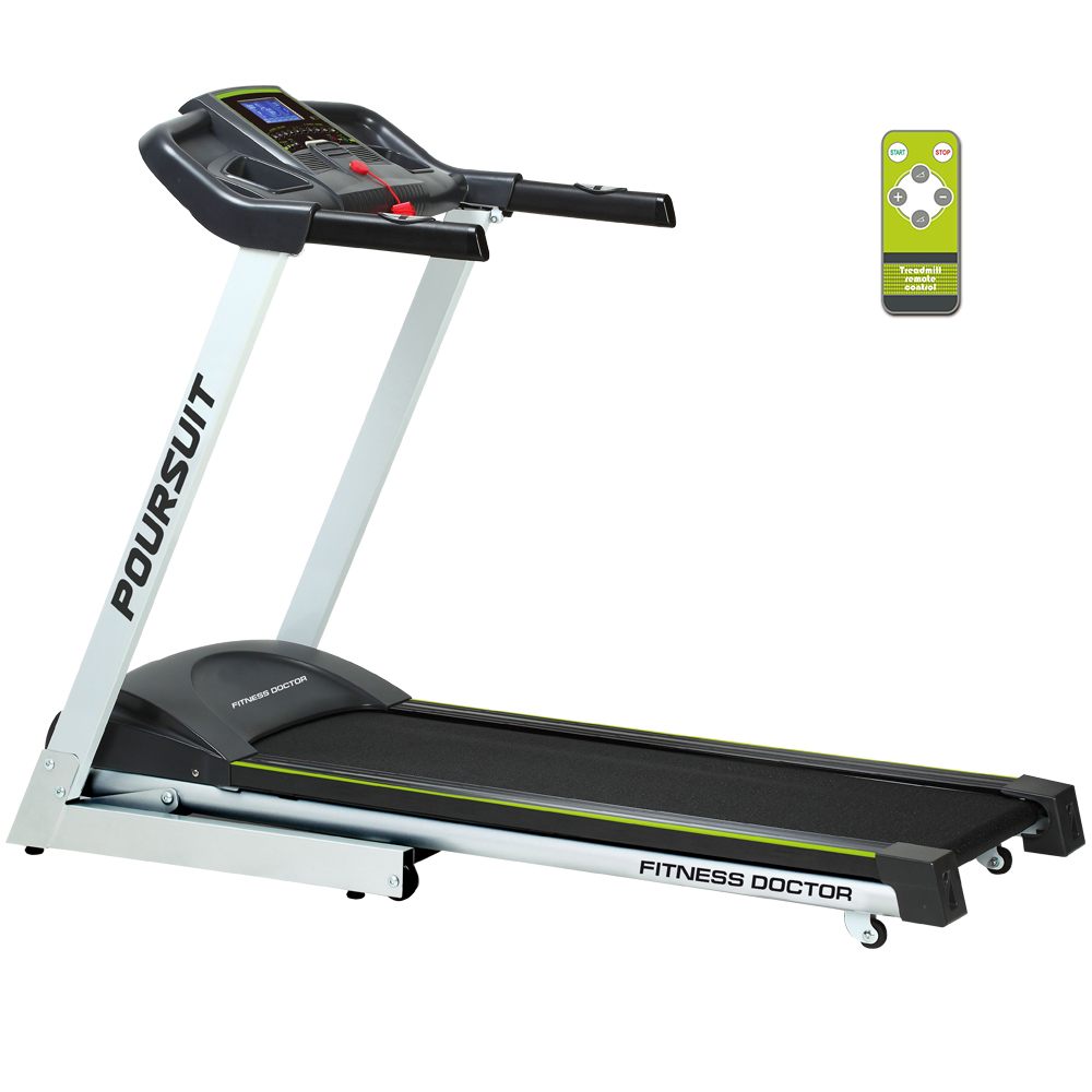 Tapis de course Fitness Doctor Poursuit