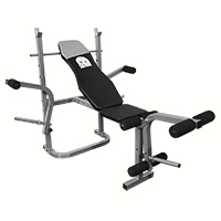 Banc de musculation FITNESS DOCTOR Pump X