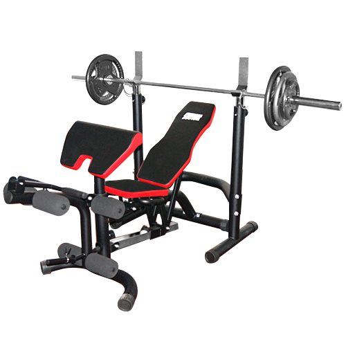 Banc de musculation fitness doctor black bench - Prix d un banc de musculation ...