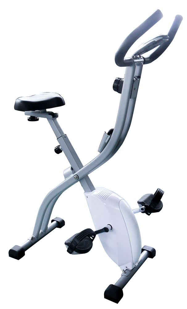 V lo d 39 appartement fitness doctor spacy blanc - Velo fitness appartement ...