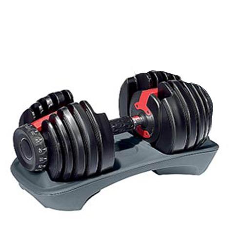 Fitness Doctor Haltère réglable 2,5 à 24 kg