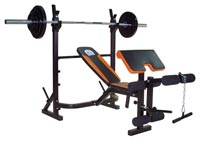 Banc de musculation FITNESS DOCTOR Titan Bench