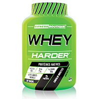 Whey protéine FITNESSBOUTIQUE HARDER Whey Harder