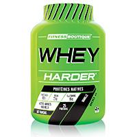 Whey protéine FITNESSBOUTIQUE HARDER Whey Harder
