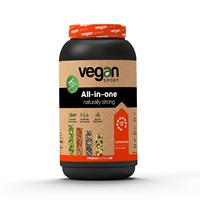 Protéine Végétale All In One Naturally Strong / Protéine végétale Vegan Sport - Fitnessboutique