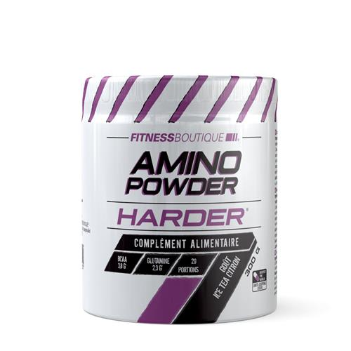 Amino Harder Amino Powder Harder