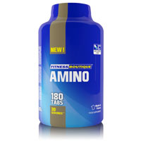 Acides aminés FITNESSBOUTIQUE RESPECT Amino
