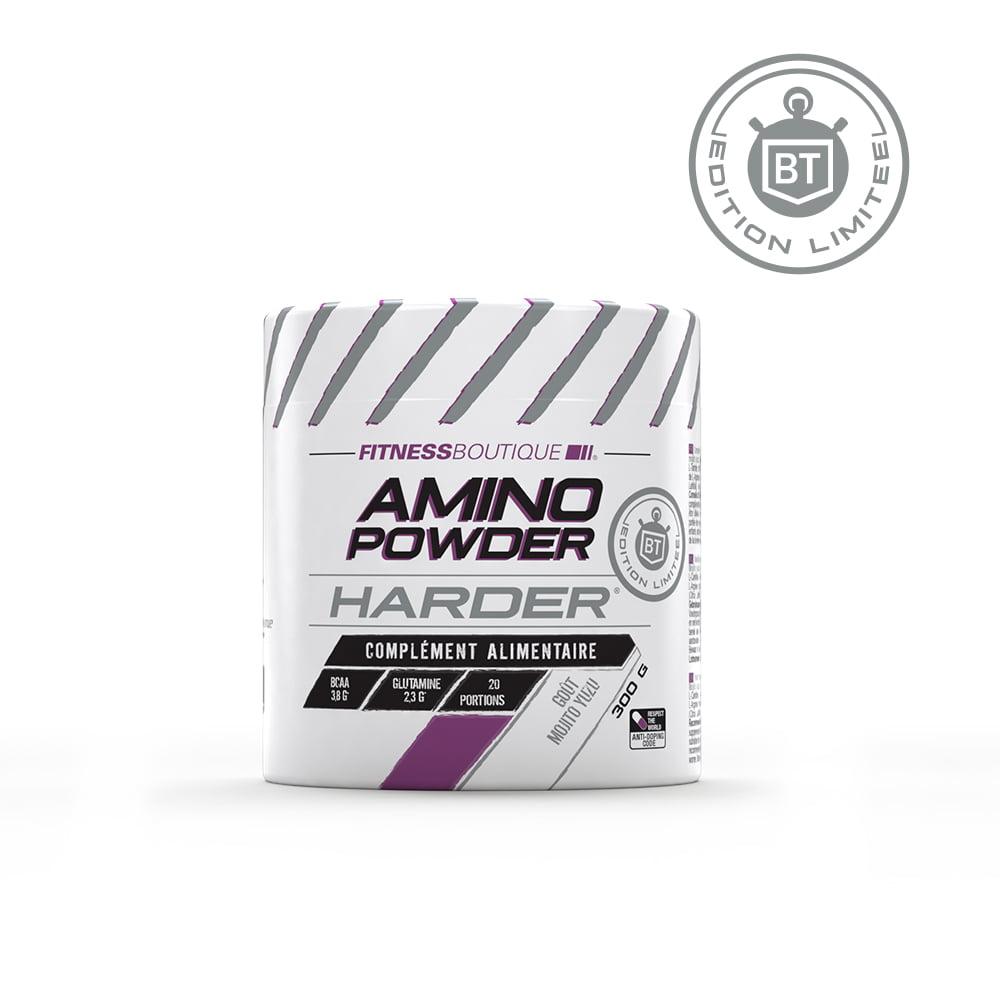 Harder Amino Powder Harder Edition Limitée Bodytime