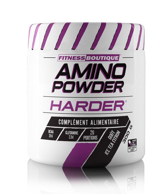 Harder Amino Powder Harder