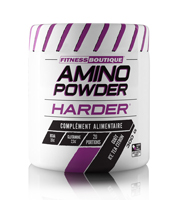 Acides aminés FITNESSBOUTIQUE HARDER Amino Powder Harder