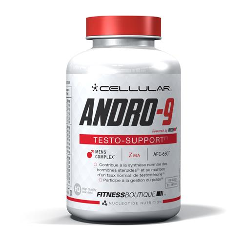 pre workout Andro-9 Cellular - Fitnessboutique