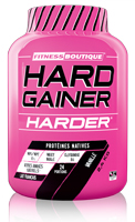 Prise de masse Harder Hard Gainer Harder / Gainer