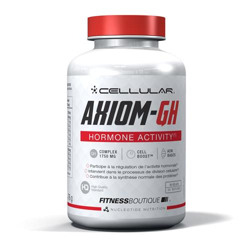 Pre Workout Axiom-GH