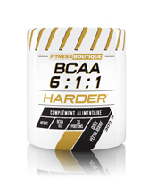 Acides aminés FITNESSBOUTIQUE HARDER BCAA 6 1 1 Harder