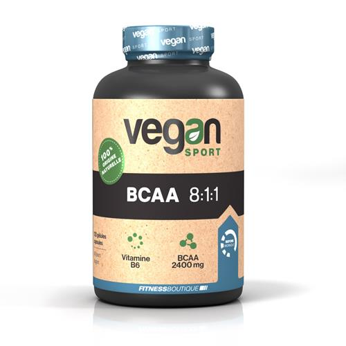 BCAA Vegan Sport BCAA 8:1:1