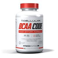 Acides aminés BCAA Code Cellular - Fitnessboutique