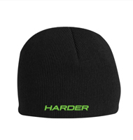 Vetement de sport homme haut du corps Harder Bonnet Brode Harder