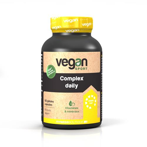 Santé et Bien-Être Vegan Sport Complex Daily