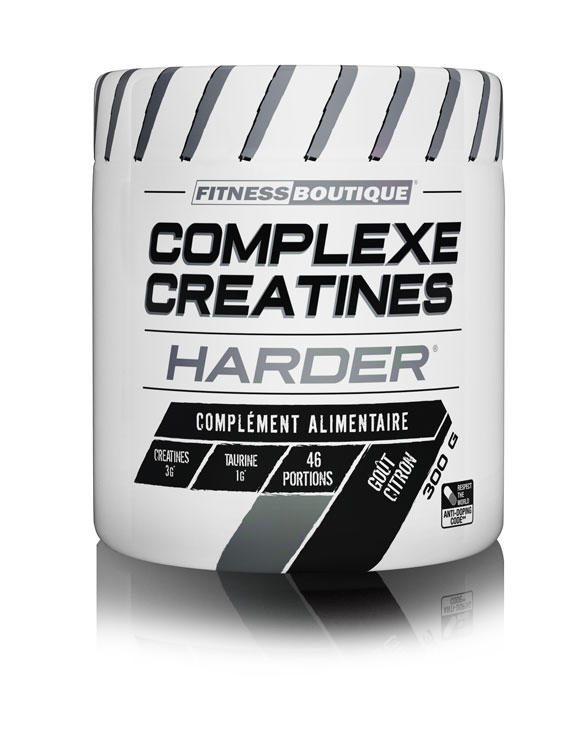 Créatines - Kre AlKalyn Harder Complexe Creatines Harder