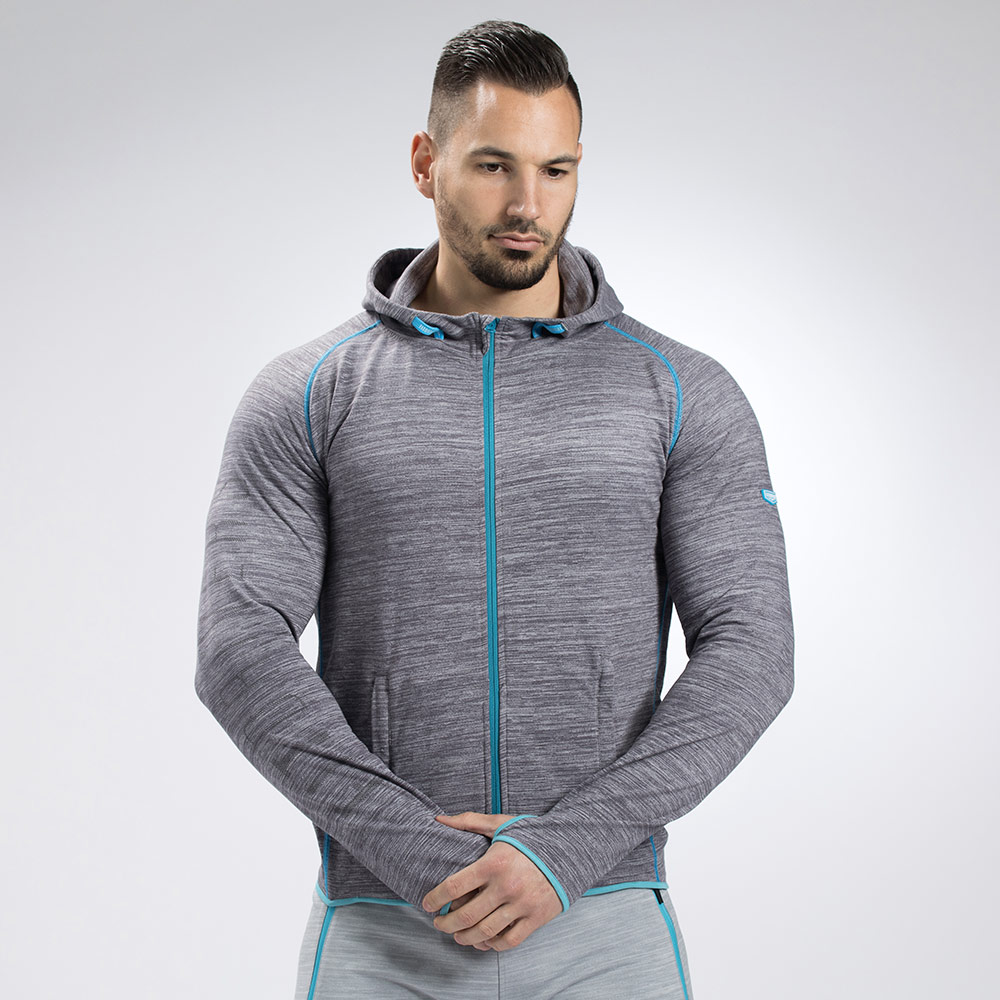 Vestes Fit Drivers Sweat Zippe Ambition Homme