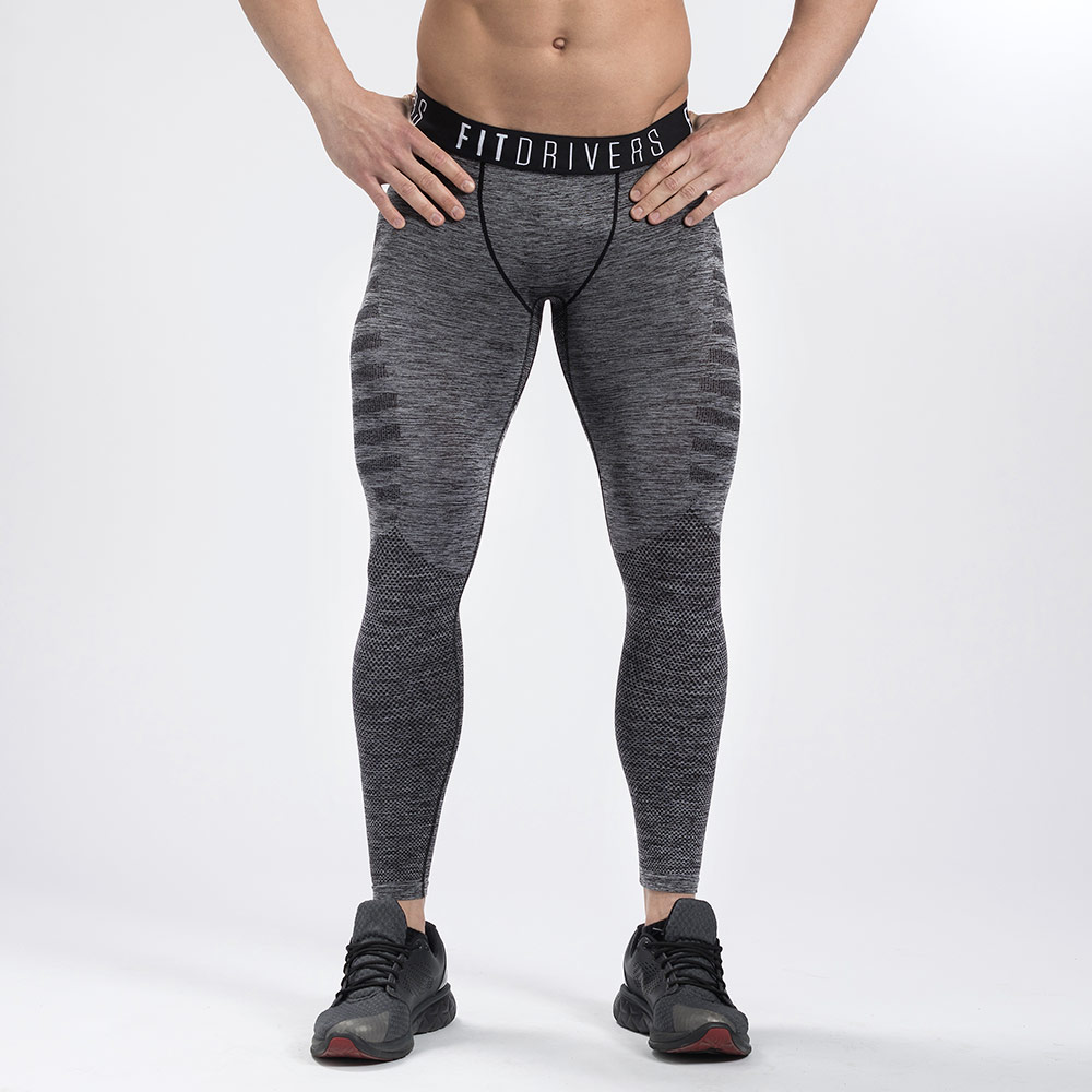 Fit Drivers Legging Technical Compression Homme
