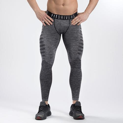 Leggings Fit Drivers Legging Technical Compression Homme