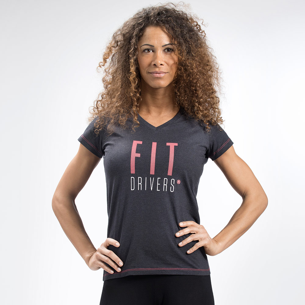Fit Drivers T Shirt Ambition Femme