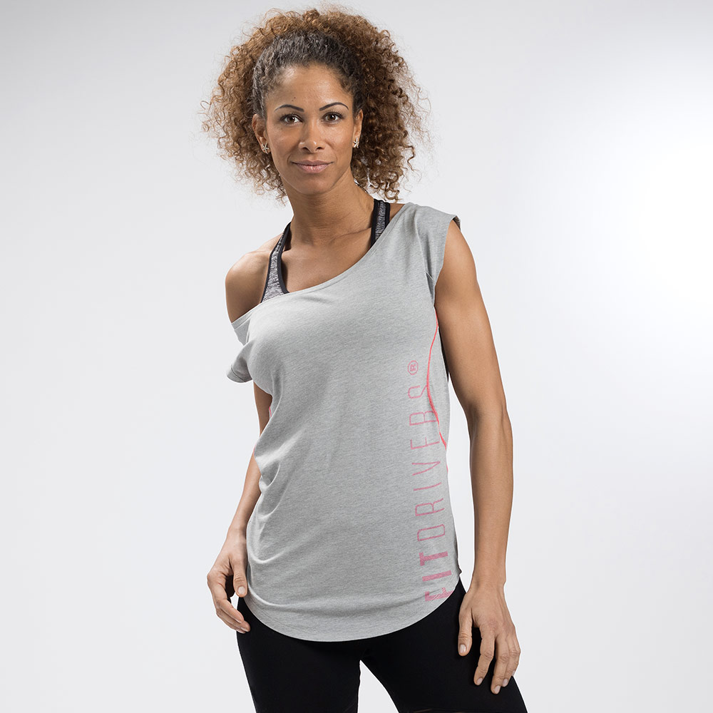 T-shirts Fit Drivers Big Ambition Femme