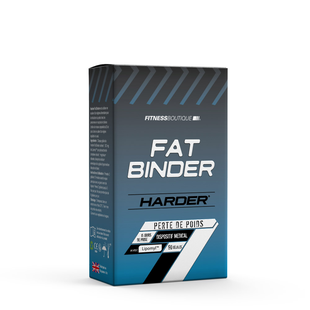 Harder Fat Binder