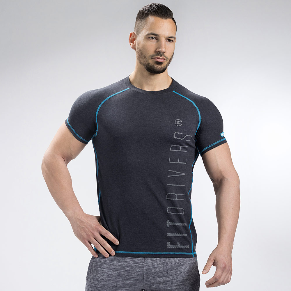 Fit Drivers T Shirt Ambition Homme