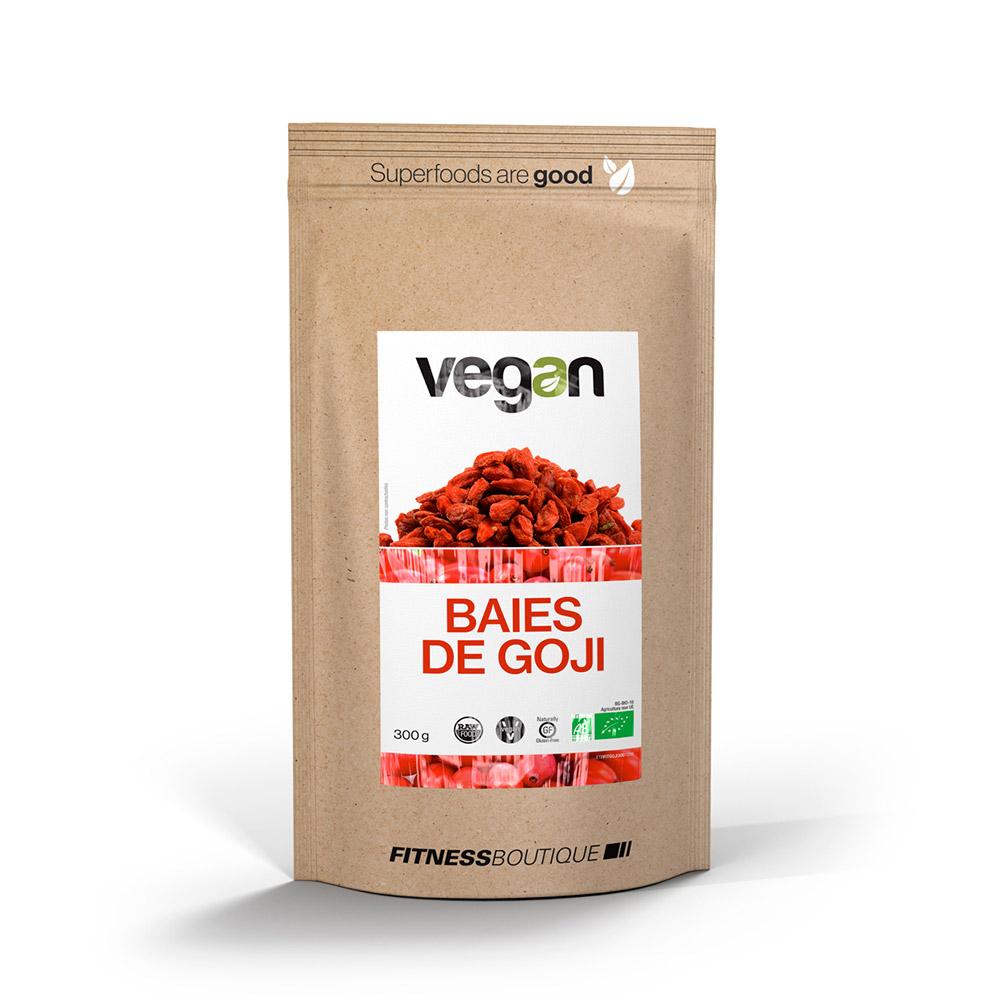 Vegan Baies de Goji Crues et BIO