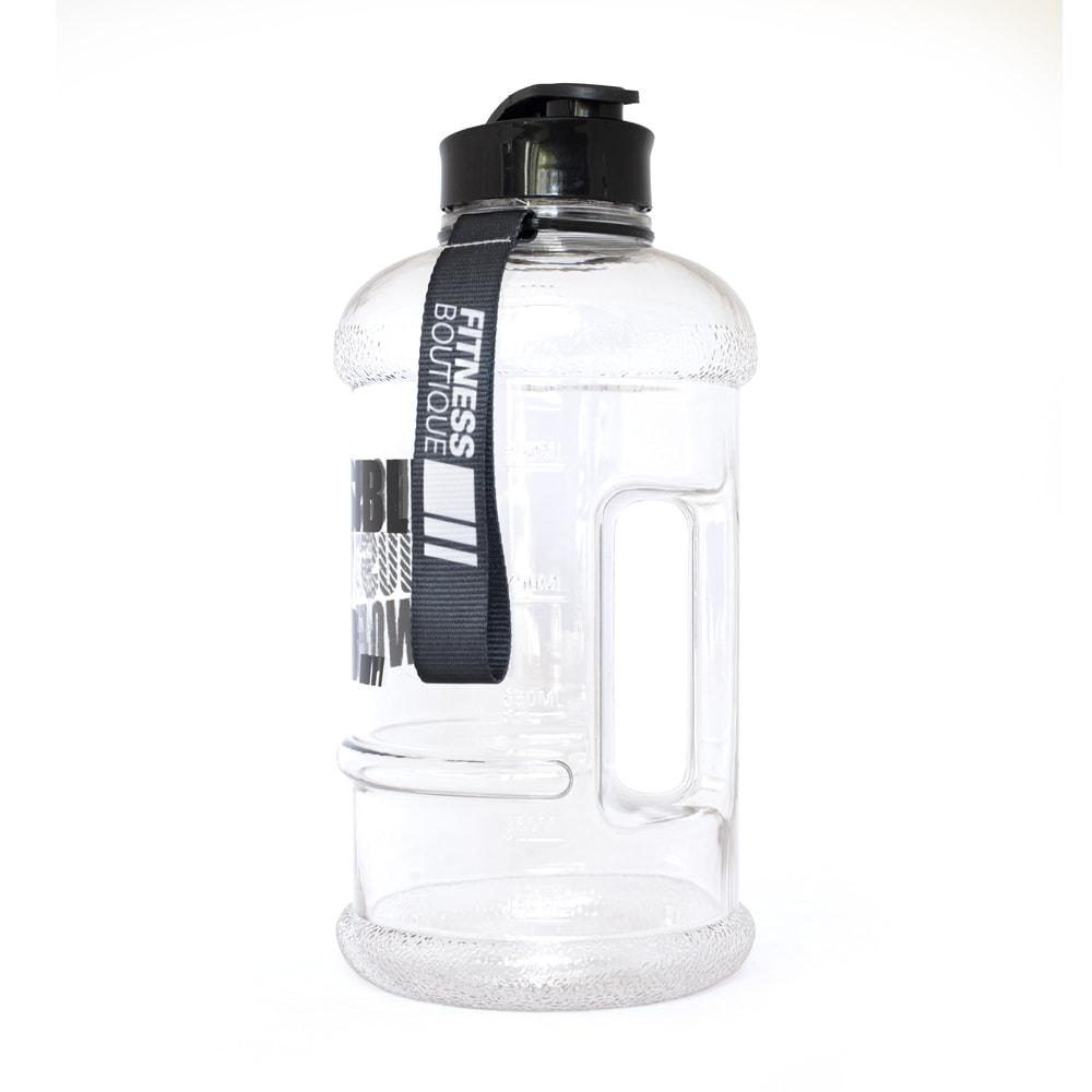 Fitnessboutique Impossible Bottle Transparent 1.3 L
