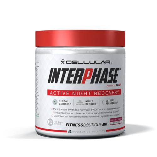 Diététique Interphase Cellular - Fitnessboutique