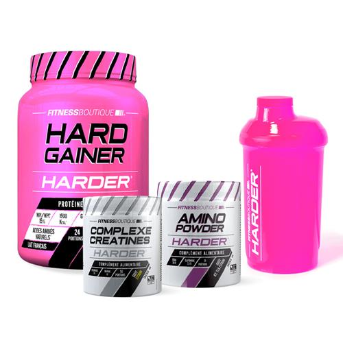 Hard Gainer Harder Pack Harder Prise de Masse