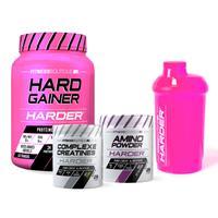 Hard Gainer Pack Harder Prise de Masse Harder - Fitnessboutique