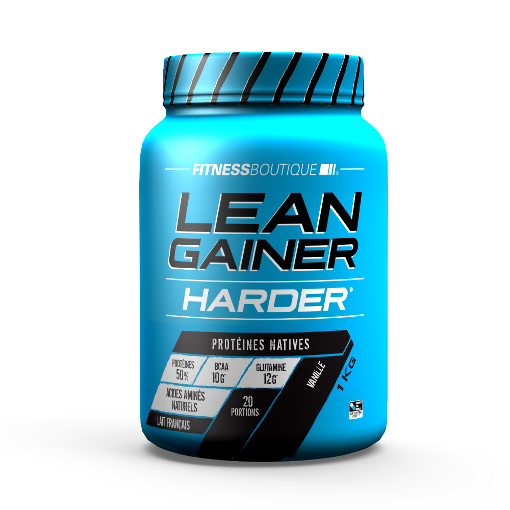 Harder Lean Gainer Harder