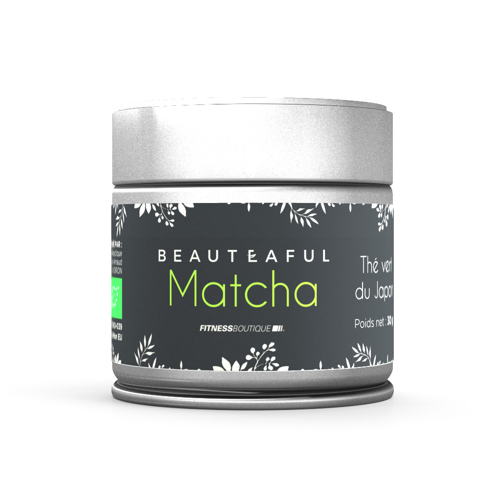 Thé et Infusions Beauteaful Matcha