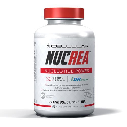 Créatine Monohydrate Cellular Nucrea