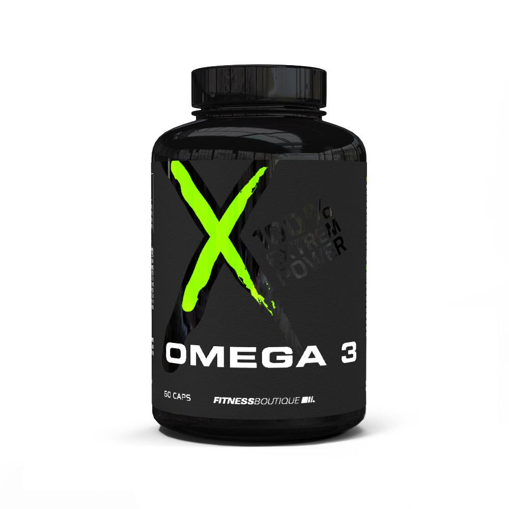 Détails XNative Omega 3