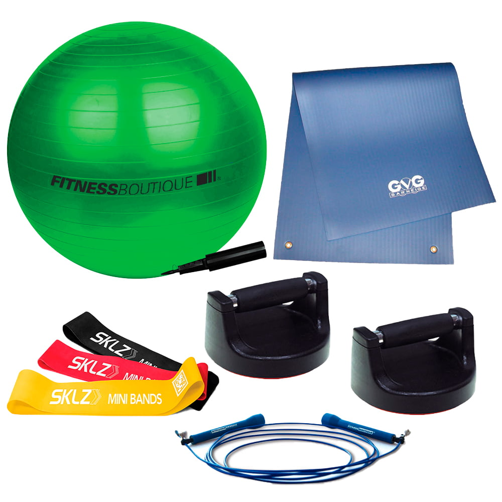 Fitnessboutique Pack Mixte