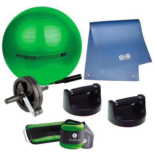 Accessoires Fitness Fitnessboutique Pack Standard