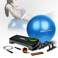 Musculation FITNESSBOUTIQUE Pack FitnessBoutique