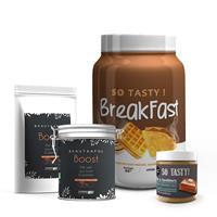 Cuisine - Snacking Pack Goûter Fitnessboutique - Fitnessboutique