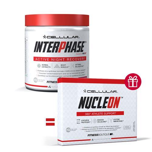 Diététique Cellular Pack Interphase NucleOn